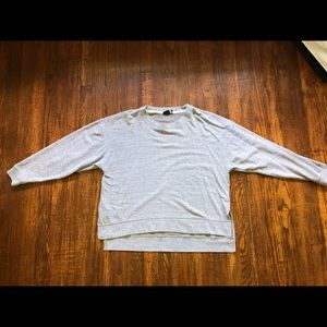 Urban Outfitters Thin Gray Crewneck